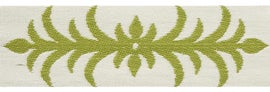 Image of Abstract Fabric Trims and Tassels