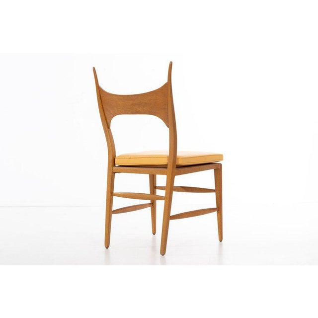1950s Edward Wormley Model 5580 Side Chair For Sale - Image 5 of 10