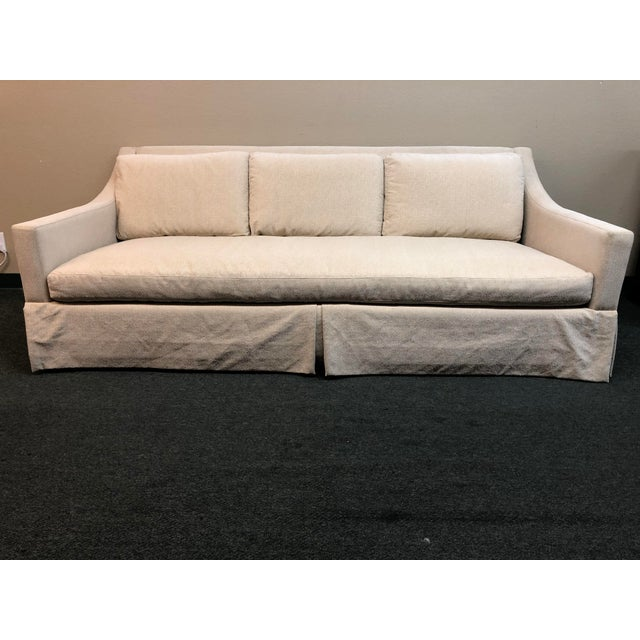 Contemporary Bernhardt Interiors Albion Sofa For Sale - Image 13 of 13
