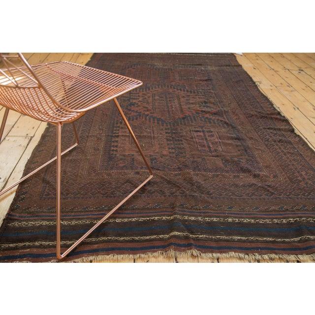 "Vintage Belouch Carpet - 4'8"" x 8'3"" - Image 4 of 9"