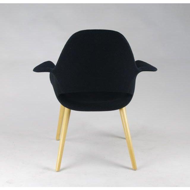 charles eames eero saarinen vitra organic chair chairish