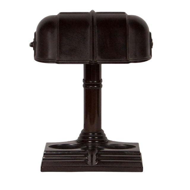 Vintage Bakelite Desk Lamp For Sale
