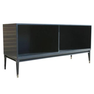 Customizable Ryan Lacquered Open Console For Sale
