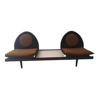 Mid-Century Modern 2-Seat Sofa For Sale