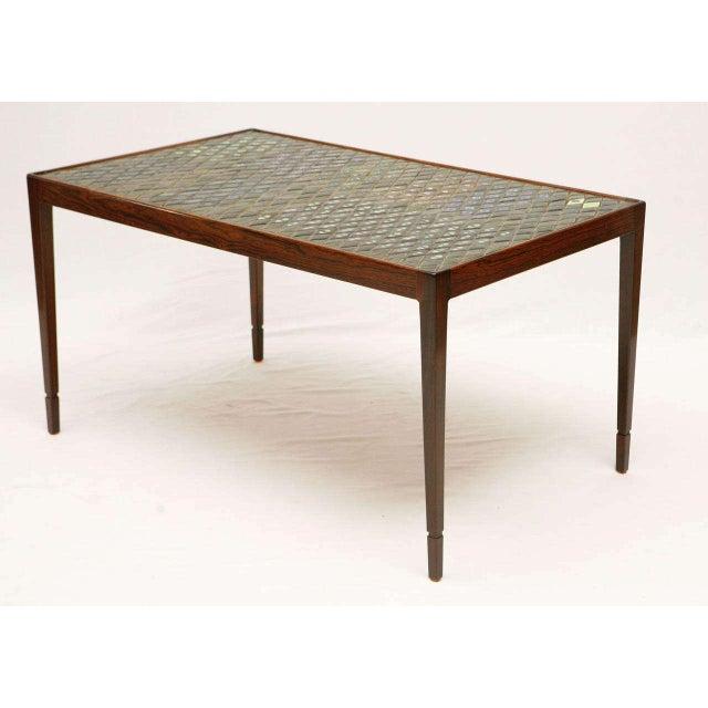 Unusual Bjorn Wiinblad Coffee Table For Sale - Image 9 of 10