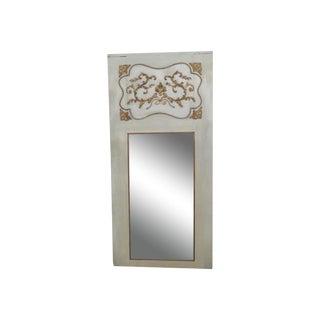 19th Century Regency Swedish Trumeau Wall Mirror