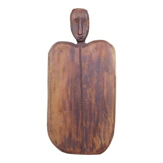 Vintage Decorative Cutting Board For Sale