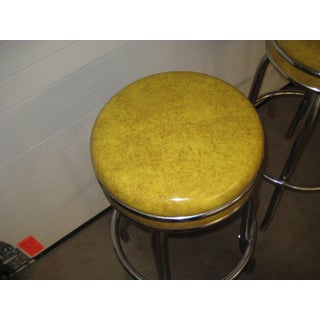 Vintage 1960s Bar Stools - Set of 4 Preview