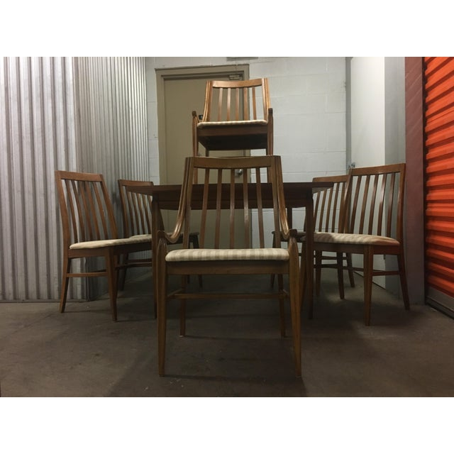 Mid-Century Dining Set by Hooker - Set of 7 - Image 6 of 11