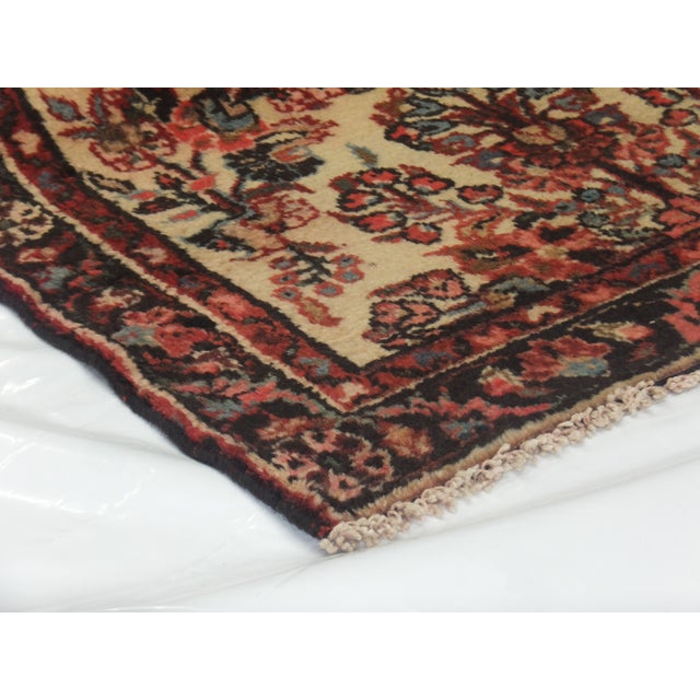 "Leon Banilivi Antique Hamadan - 2'5"" X 14'8"" For Sale - Image 5 of 5"