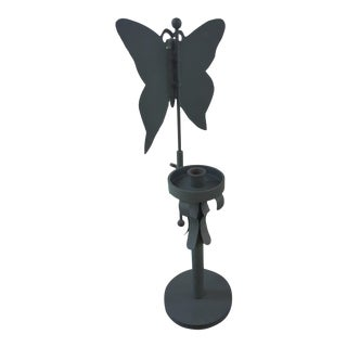 Bob Timberlake Butterfly Candle Holder For Sale