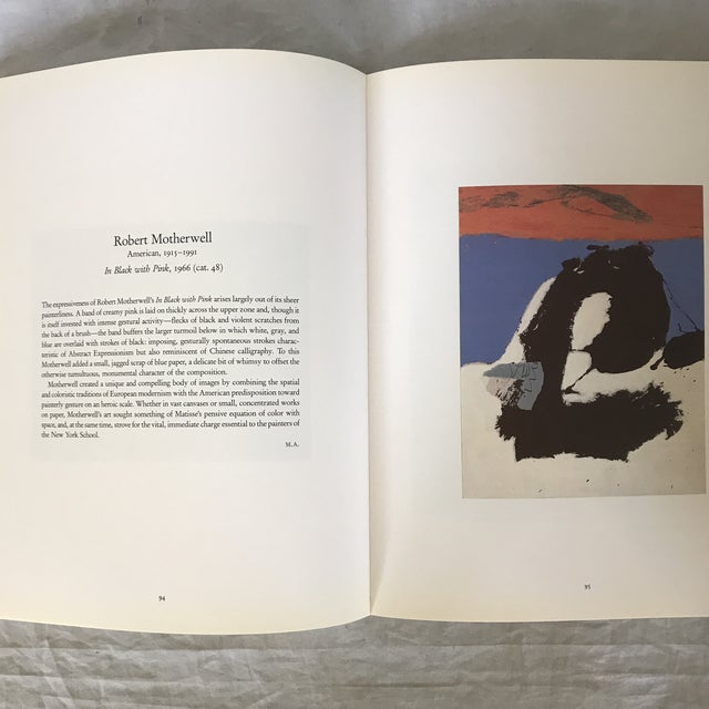 """1993 """"The William S. Paley Collection"""" First Edition Museum Art Book For Sale In Los Angeles - Image 6 of 9"""