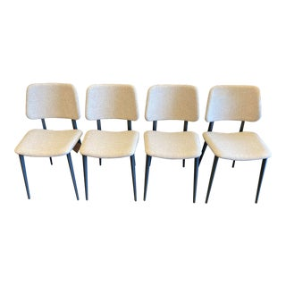Italian Dining Chairs - Set of 4 For Sale