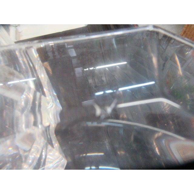 Mid-Century Lucite Ice Bucket - Image 5 of 8