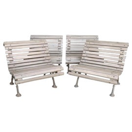 Image of Spanish Benches