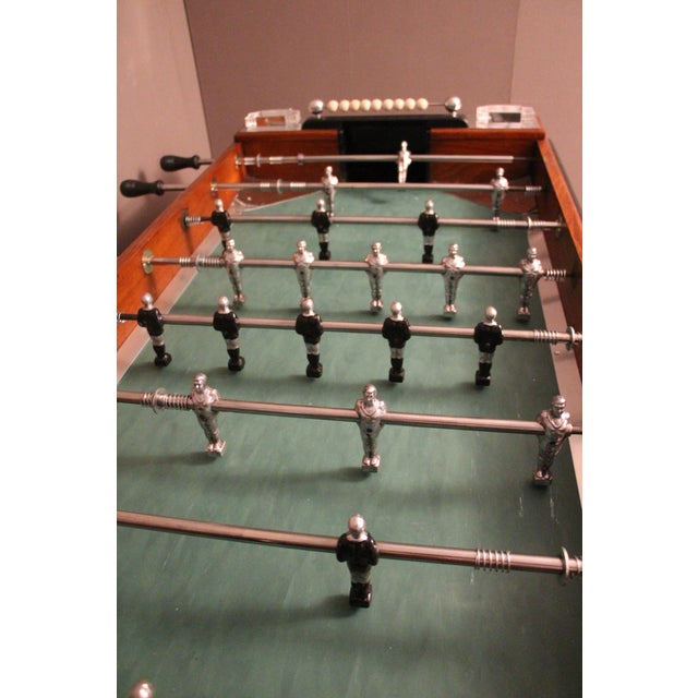 1930s French Foosball Table For Sale - Image 4 of 13