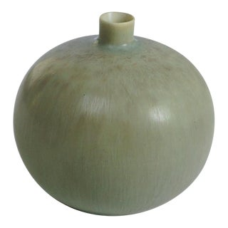 Unique Vase by Carl Harry Stalhane for Rorstrand For Sale