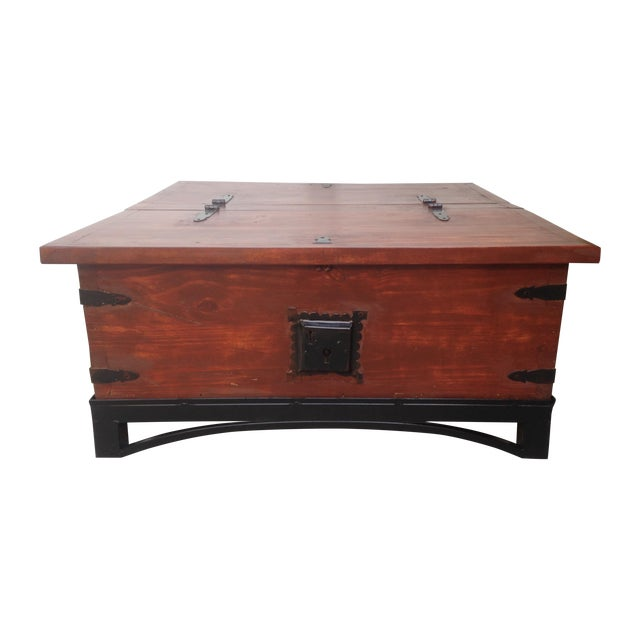 Trunk Coffee Table - Image 1 of 6