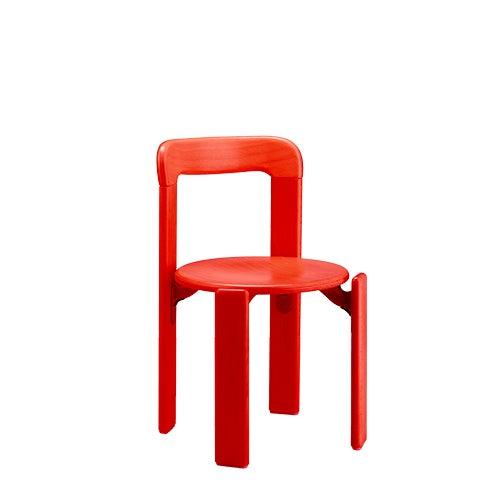 Dietiker Modern Dietiker Red Children's Chair For Sale - Image 4 of 5