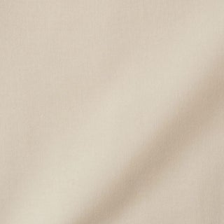 Schumacher Rocky Performance Velvet Fabric in Ivory For Sale