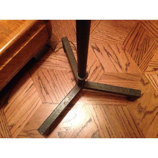 Iron Floor Lamp - Image 4 of 4
