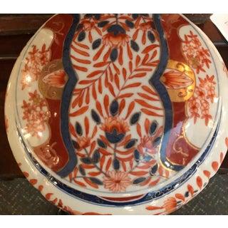 19th Century Japanese Imari Porcelain Jar Preview