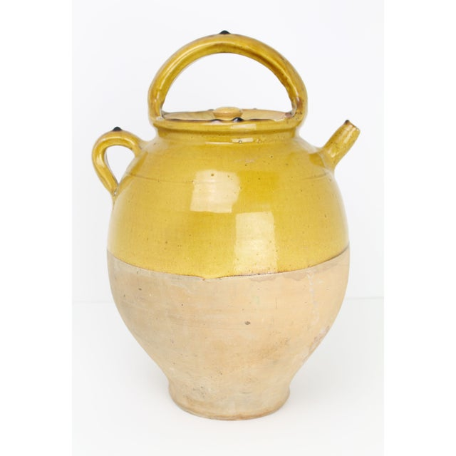 Antique French Water Jug - Image 3 of 5