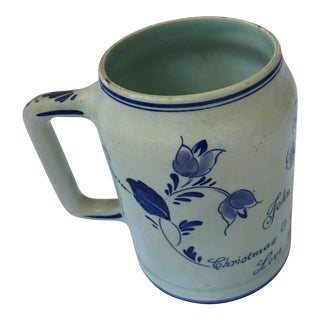 Hand Painted Personalized Delft Mug