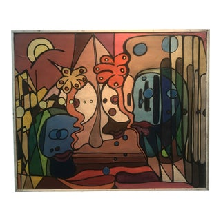 1960s Outsider Art Mid 20th Century, Peter Sword For Sale