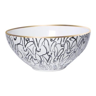 Hunt Slonem Serving Bowl, Medium For Sale