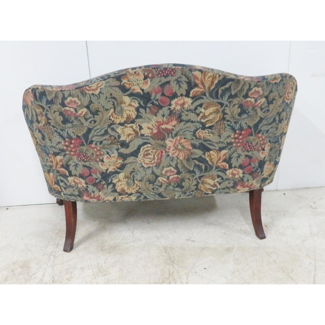 Hickory Chair Company Louis XV Style Settee For Sale In Philadelphia - Image 6 of 11