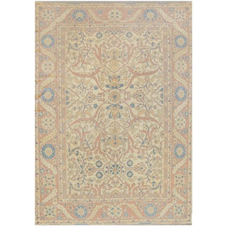 Mansour Fine Handmade Sumack Rug For Sale