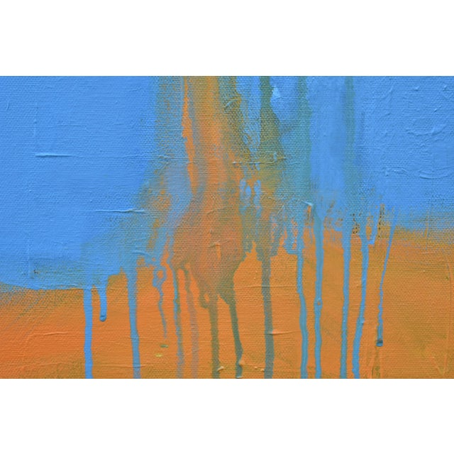 """Stephen Remick """"Comfort"""" Abstract Painting For Sale In Providence - Image 6 of 13"""