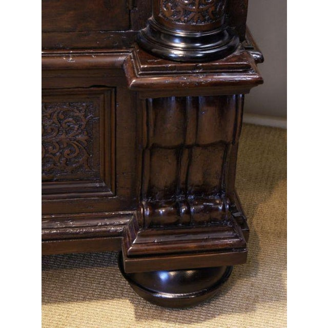 Baroque 18th Century Baroque Cabinet For Sale - Image 3 of 4