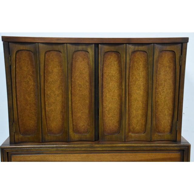Two-Tier Mid-Century Modern Dresser - Image 6 of 10