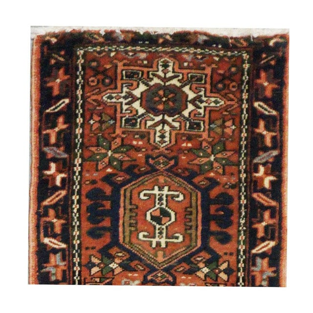 Vintage Persian Karaje Runner - 2.1 x 12.7 For Sale - Image 5 of 5