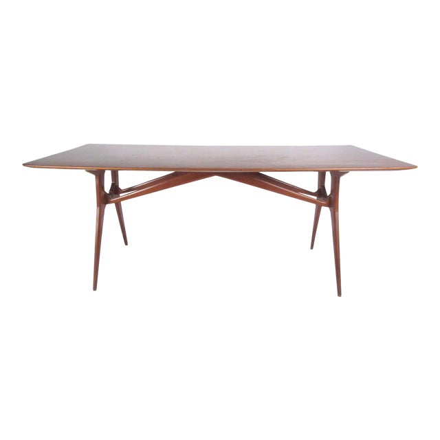 Italian Modern Parisi-Style Dining Table - Image 1 of 11