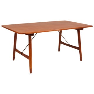 "1950s Borge Mogensen ""Hunting"" Dining Table For Sale"