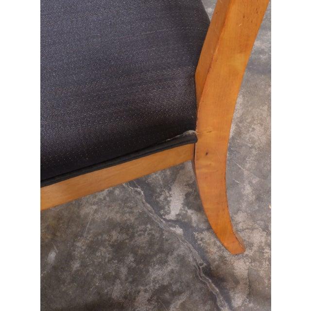 Biedermeier Dining Chairs - Set of 4 - Image 6 of 6