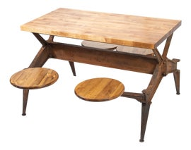 Image of Industrial Dining Tables