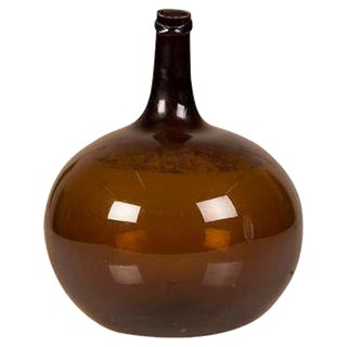 Hand-Blown Glass French Wine Vessels
