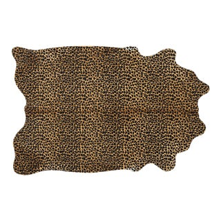 Genuine Brazilian Cowhide, Leopard