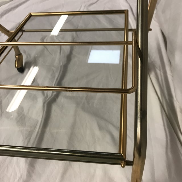 Mid-Century French Bar Cart - Image 5 of 8