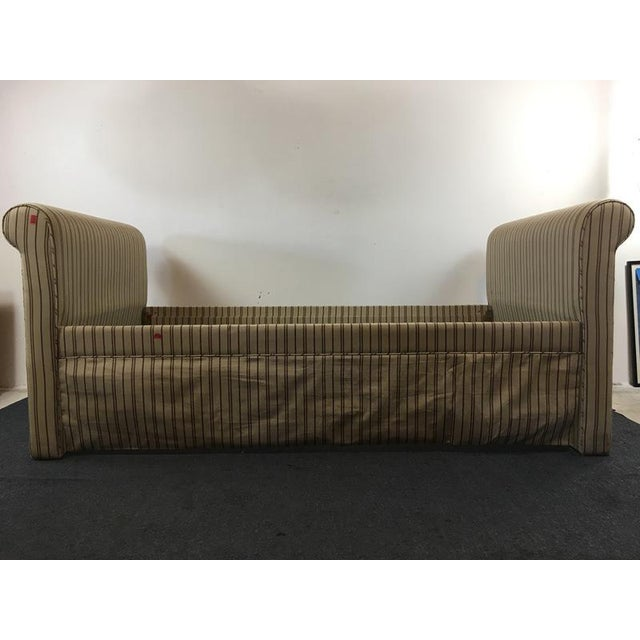 Contemporary Upholstered Daybed Frame - Image 2 of 6