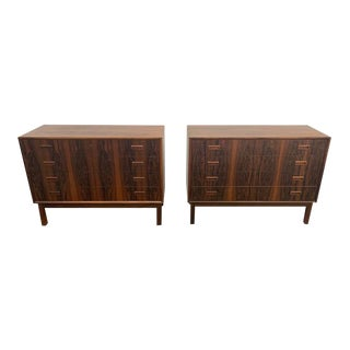 Danish Modern Rosewood Dressers For Sale