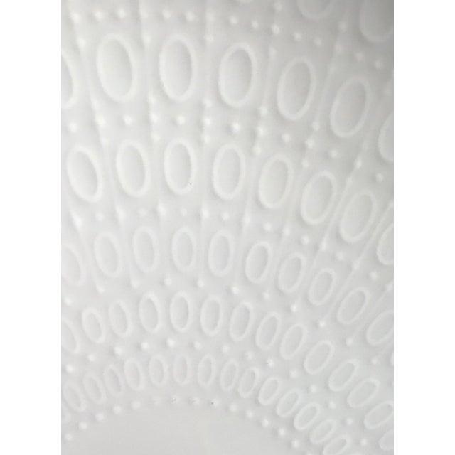 Rosenthal Germany Modern White Textured Dessert / Bread Plates - Set ...