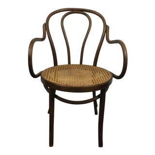 Vintage Bentwood Arm Chair