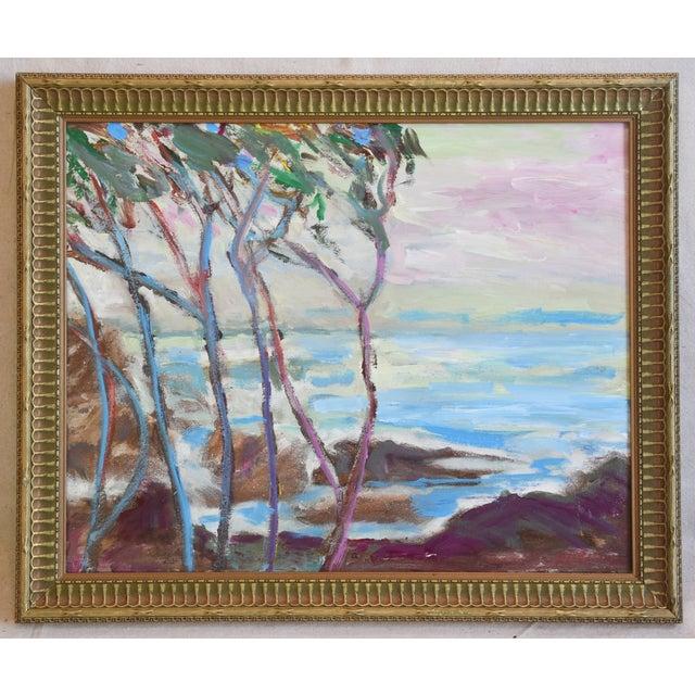 Juan Guzman, Ventura California Seascape/Landscape Painting For Sale - Image 10 of 10