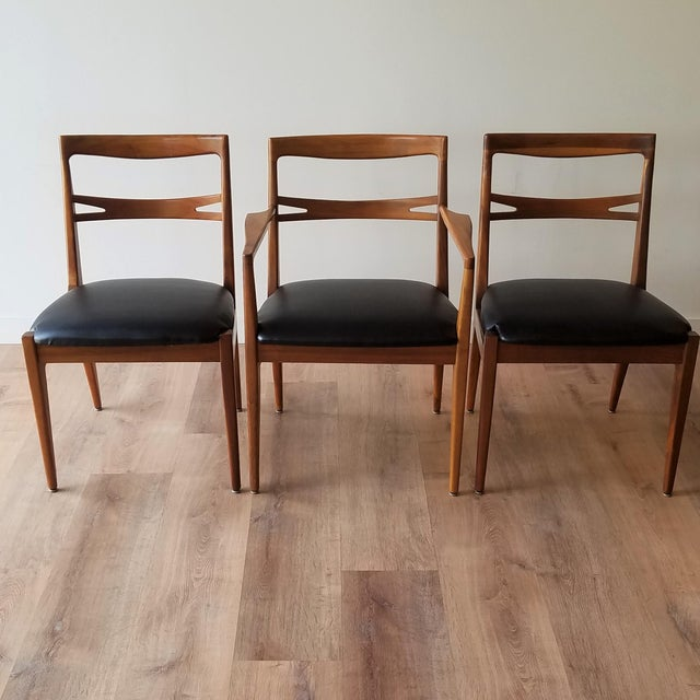 1953 Newly Upholstered Drexel Declaration Collection Dining Chairs - Set of 6 For Sale - Image 12 of 13