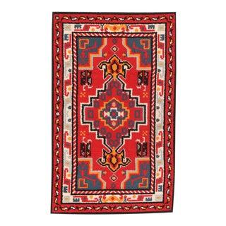 Vintage Persian Tabriz Rug For Sale